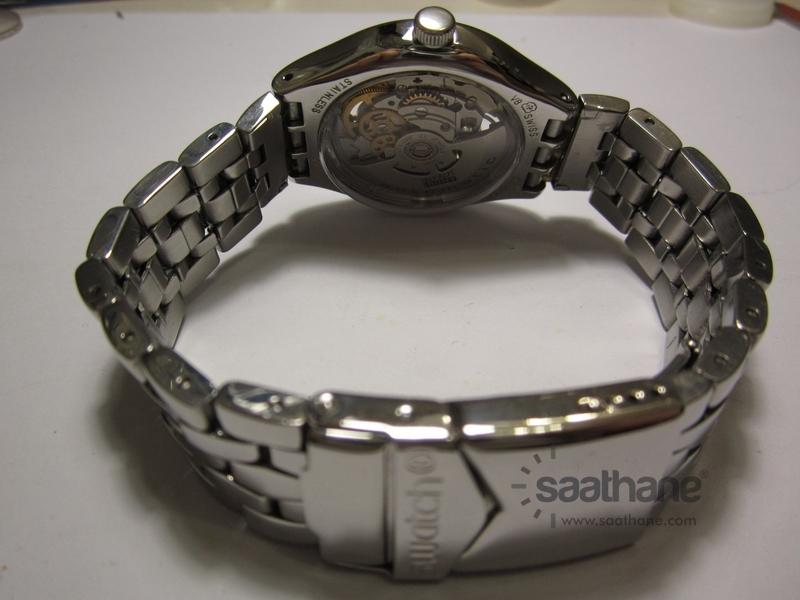Otomatik Swatch Tamir ve Bakımı YAS100G