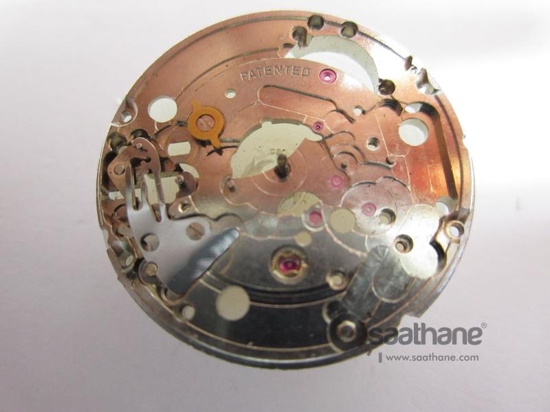 Primato ETA 2789-1 Kalibre Otomatik Kol Saati Bakım ve Tamiri