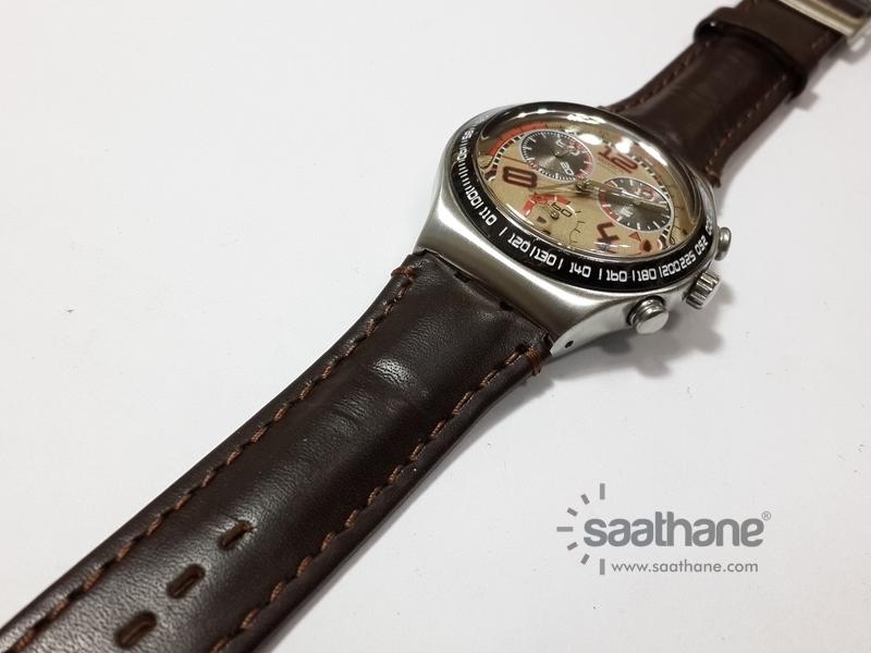 swatch cam ve kayış değişimi